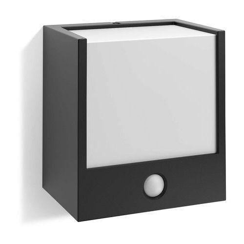 Philips 17317/30/16 - LED Kinkiet zewnętrzny z czujnikiem ruchu MACAW 1xLED/3W/230V, 17317/30/16