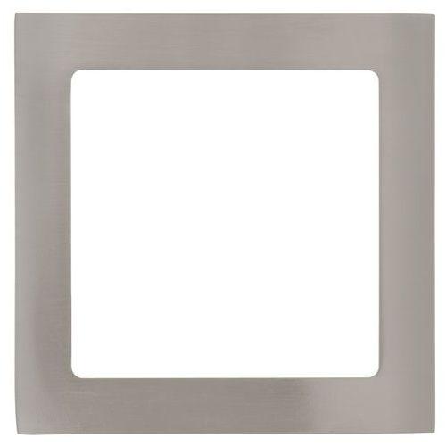 Eglo Plafon oprawa lampa downlight oczko fueva 1 11w led ciepły biały satyna 31673