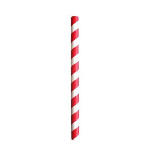 Rurki czerwone, papierowe 25 szt. | , ff-25r marki Tomgast