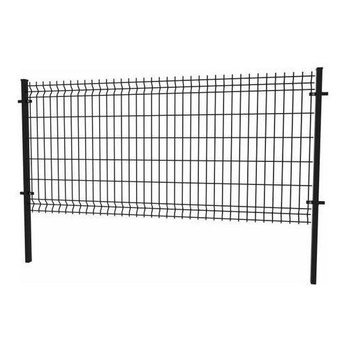 Panel ogrodzeniowy Betafence Eco 123 x 250 cm oczko 7,5 x 20 cm antracyt (5412298375206)
