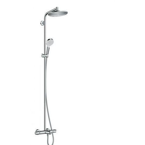 Hansgrohe Crometta S 240 zestaw prysznicowo-wannowy chrom 27320000
