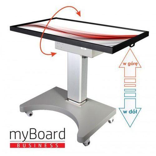 """Stół multimedialny business led 55"""" z androidem + ops i3 marki Myboard"""