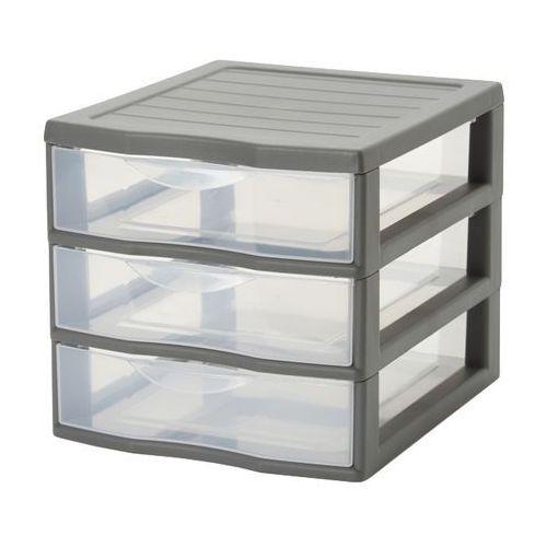 Zestaw Form Kontor 3 szuflady 17 cm (3663602763529)