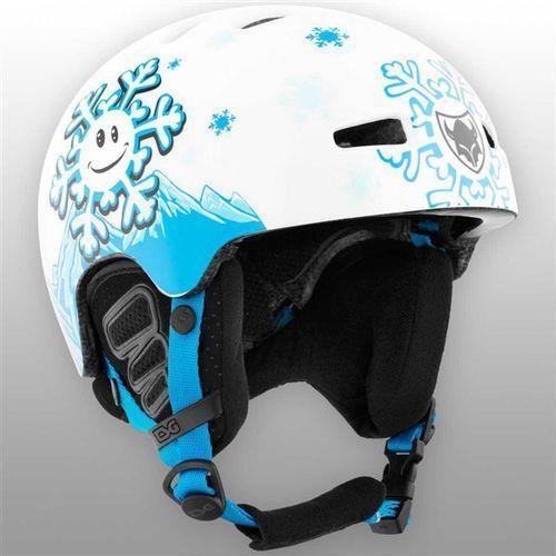 Kask  - arctic nipper mini graphic design snowflake (266) rozmiar: xxs/xs marki Tsg