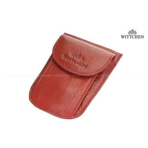 OKAZJA - Wittchen Etui  21-2-014-3 na klucze oryginał - czerwony, kategoria: etui i pokrowce