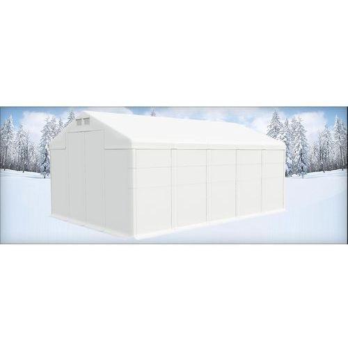 Das Namiot 8x10x4, całoroczny namiot przemysłowy, polar plus/sd 80m2 - 8m x 10m x 4m