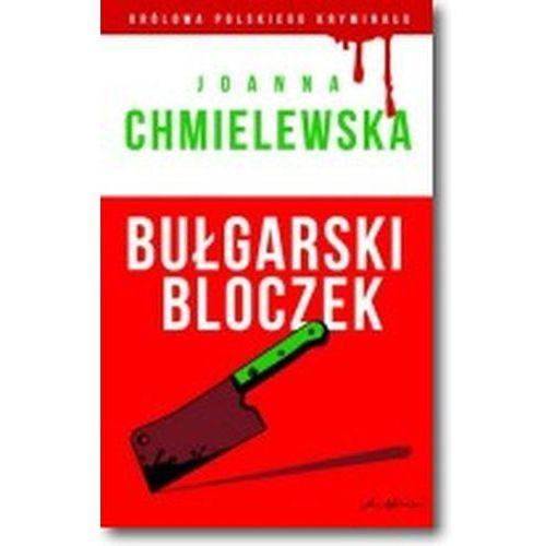 Chmielewska joanna Bułgarski bloczek. kolekcja: królowa polskiego kryminału. część 34  (9788327425317)