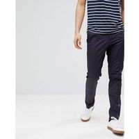 Kiomi tapered leg trouser - navy