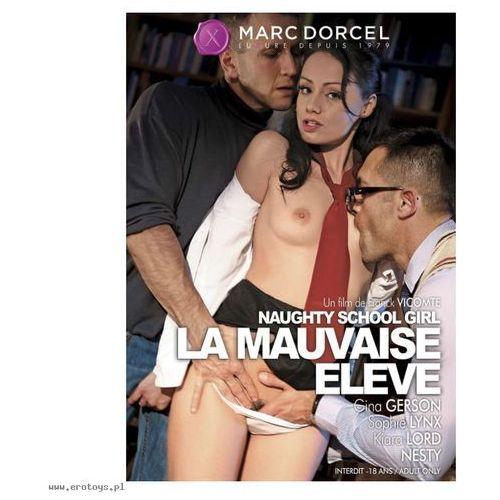 Marc dorcel (fr) Dvd marc dorcel - naughty schoolgirl (3393600817138)
