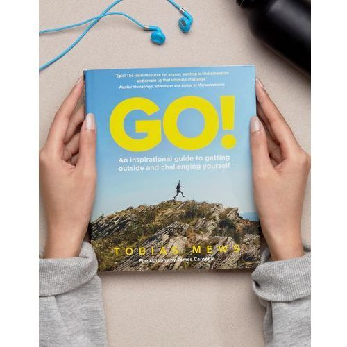Go! inspirational guide to the outside book - multi marki Books