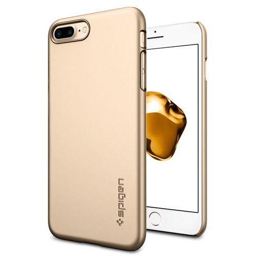 Spigen Thin Fit 043CS20734 iPhone 7 Plus (złoty) (8809466648267)