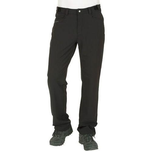 VAUDE Trenton II Spodnie długie Mężczyźni czarny 46 2017 Spodnie Softshell (4021574203433)
