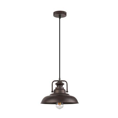 Lampa wisząca zwis oprawa Rabalux Kyle 1X60W E27 brązowa 2930 (5998250329307)