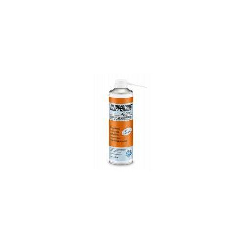 clippercide, spray do dezynfekcji i smarowania maszynek do włosów, 500ml marki Barbicide