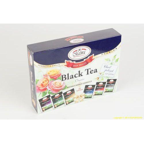 Malwa tea Black tea zestaw czarna malwa herbat na prezent czarnych