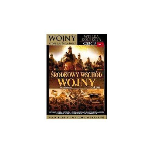 Środkowy wschód - wojny (DVD) - Imperial CinePix - produkt z kategorii- Filmy dokumentalne