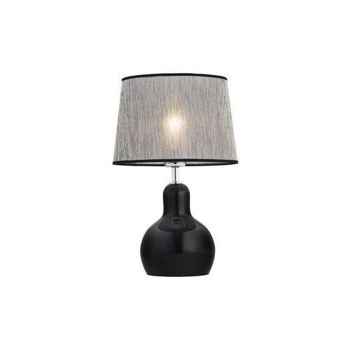 Lampa stołowa Argon Loara 3037 lampka 1x60W E27 czarna