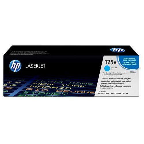 HP Inc. Toner CLJ CP1215 Błękitny (Cyjan) 1.4k CB541A
