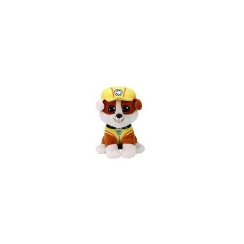 Beanie babies paw patrol - rubble 24cm marki Ty