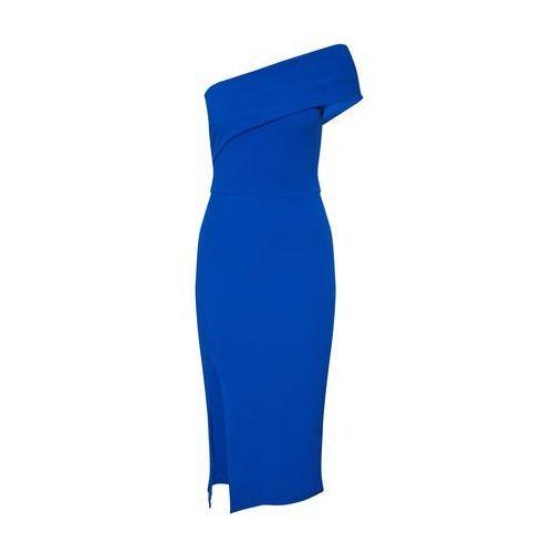 sukienka niebieski, Missguided, 34-44