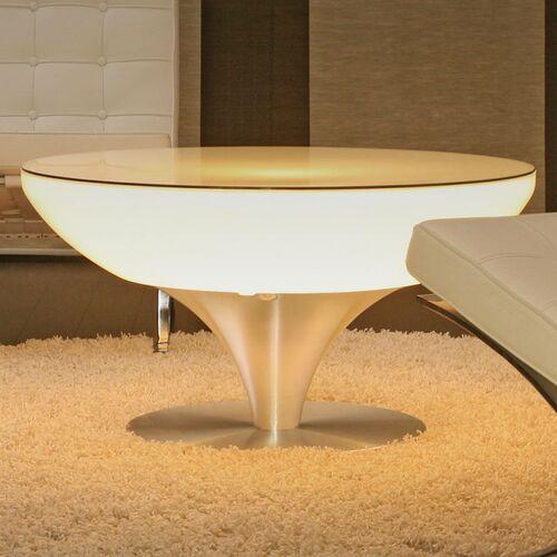 Moree Świecący na kolorowo stół lounge, wys. 45 cm (4260218360631)