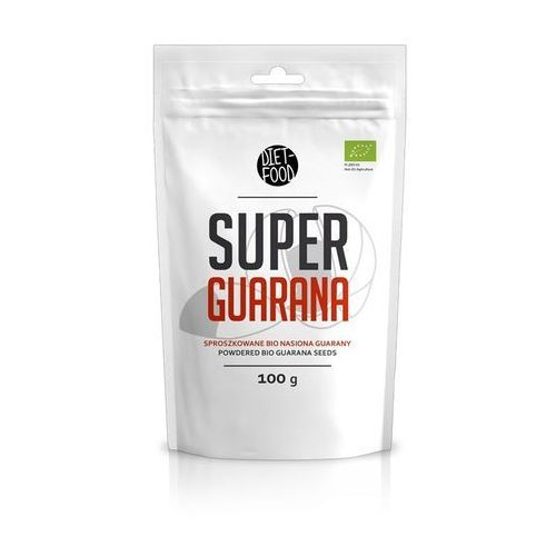 Diet-food Super guarana bio 100g  (5901549275346)