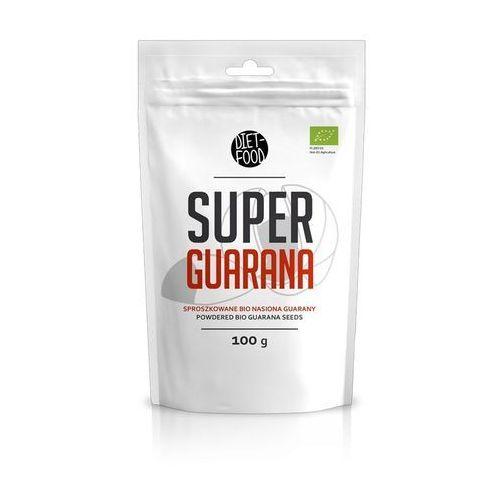 Super guarana bio 100g  marki Diet-food