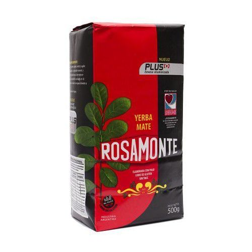 Yerba mate rosamonte traditional plus 500g marki Intenson