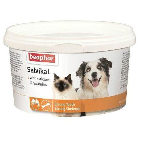 Beaphar Salvikal 250g - preparat mineralno-witaminowy z dodatkiem drożdzy dla psa i kot (8711231136223)