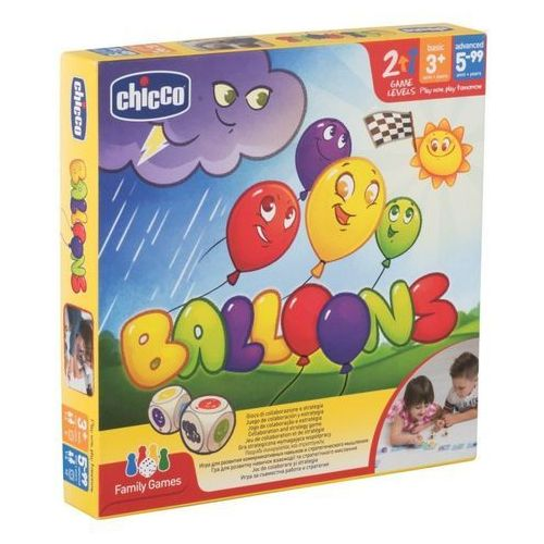 Chicco Gra baloniki (8058664080939)