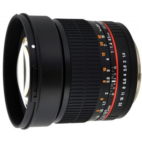 Samyang  85 mm f/1.4 if ed mc aspherical canon - produkt w magazynie - szybka wysyłka! (8809298881108)