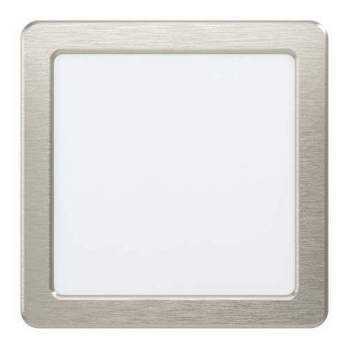 Eglo fueva5 99168 plafon lampa sufitowa 1x10.5w led nikiel (9002759991685)
