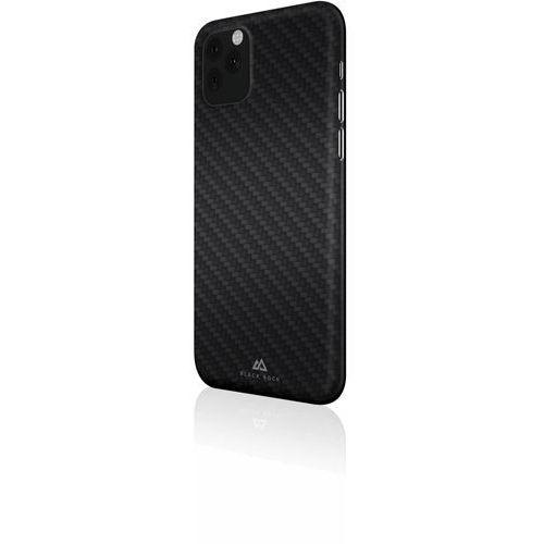 Etui na smartfon BLACK ROCK Ultra Thin Iced do Apple iPhone 11 Czarny 187006, kolor czarny
