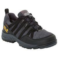 Buty trekkingowe dziecięce THUNDERBOLT TEXAPORE LOW K black / dark grey - 31