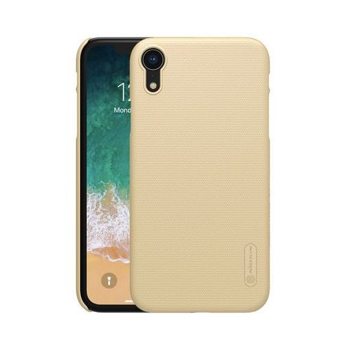 Nillkin Etui frosted apple iphone 6.1 xr - gold - gold