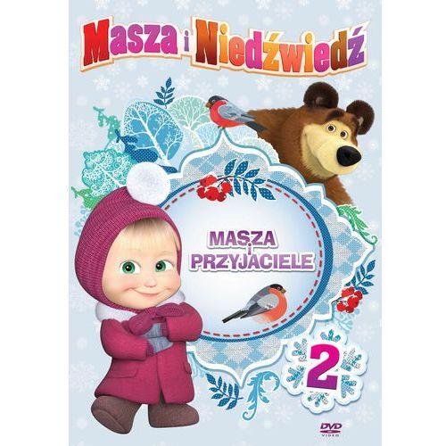 Masza i niedźwiedź, część 2: masza i przyjaciele marki Animaccord