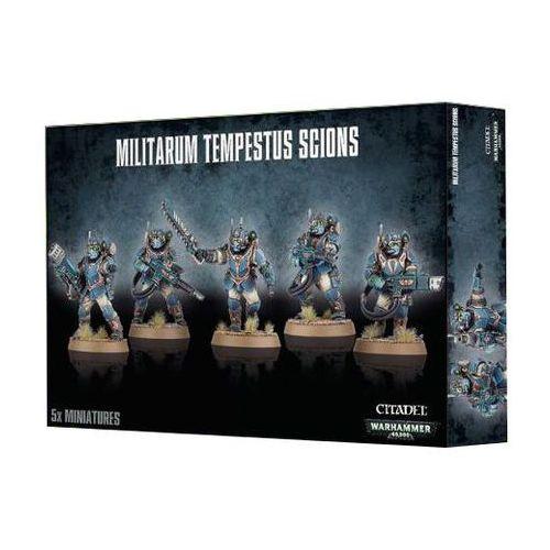 Games workshop Militarum tempestus scions warhammer 40000