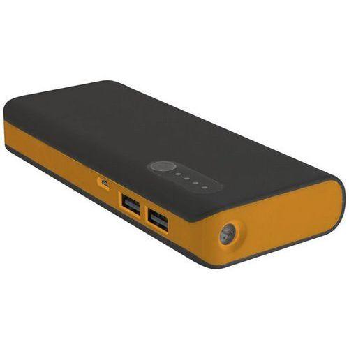 PowerBank PLATINET 42898 (13000 mAh) Czarno-pomarańczowy