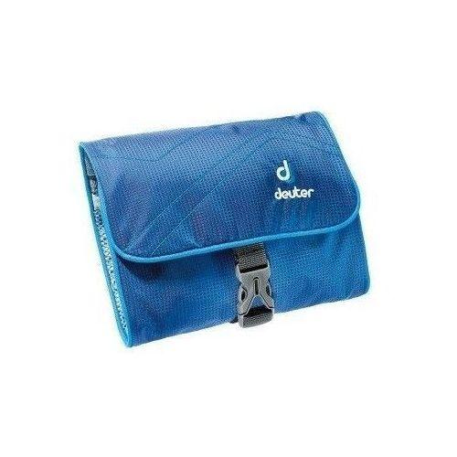 kosmetyczka wash bag i midnight-turquoise marki Deuter