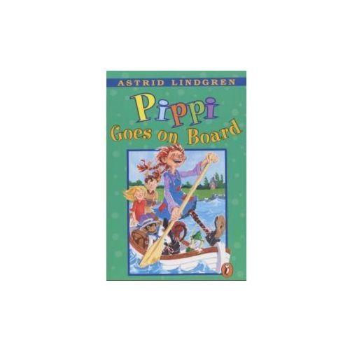 Pippi Goes on Board. Pippi Langstrumpf geht an Bord, engl. Ausgabe