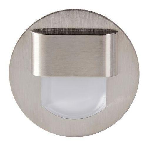 Oświetlenie schodowe LED Colours 12 lm 4000 K stal nierdzewna, FL4 ML-RMI-K-H-1-C