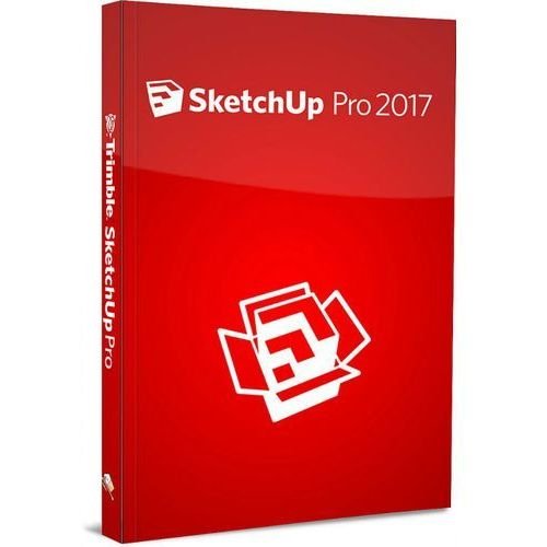 Sketchup Pro 2017 PL Win + subskrypcja 1 rok