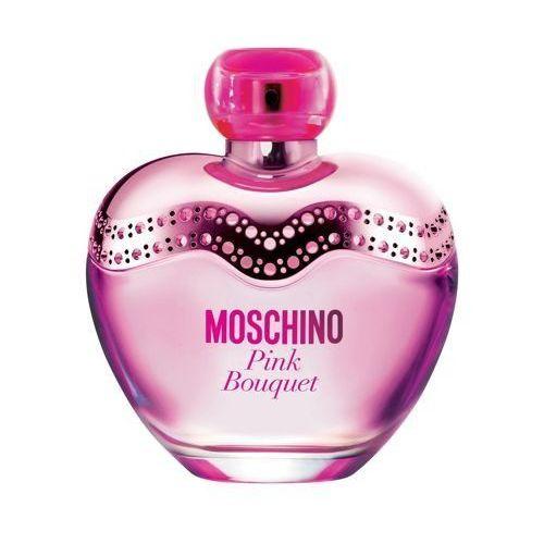 Moschino Pink Bouquet 100ml W Woda toaletowa Tester