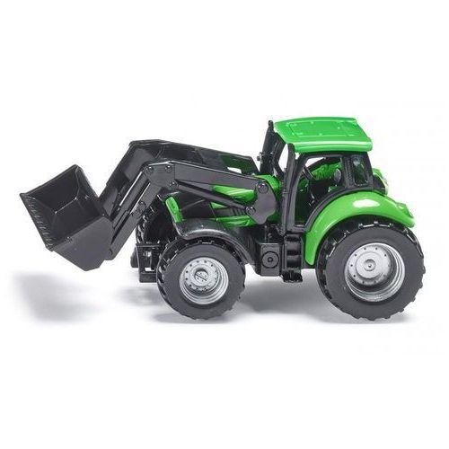 Siku Traktor deutz z ładowarką
