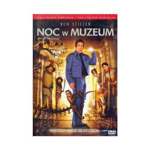 Noc w muzeum (DVD) - Shawn Levy - produkt z kategorii- Filmy familijne