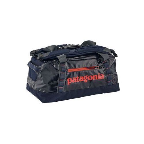 Patagonia Torba black hole duffel 45 l - navy blue/paintbrush red