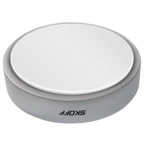 SKOFF Oprawa LED meblowa ROTONDO typ OML8-1 (G) aluminium WW (ciepły biały)