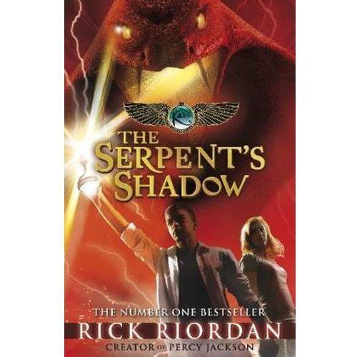 Kane Chronicles: The Serpent's Shadow, Riordan, Rick