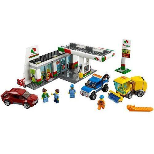 LEGO City 60132 Stacja benzynowa. Najniższe ceny, najlepsze promocje w sklepach, opinie.