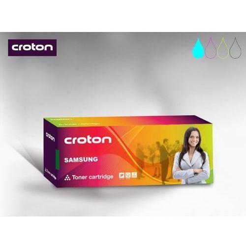 Croton Toner Samsung CLP-C300A Cyan 1k - zamiennik - CLP-300/ CLX-2160/ CLX-3160
